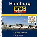 ADAC CityAtlas Hamburg 1:15 000
