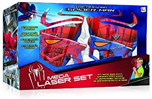 Spider Mega Laser Set (Imc Toys 43-550902)