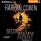 Seconds Away: A Mickey Bolitar Novel, Book 2 Hörbuch von Harlan Coben Gesprochen von: Nick Podehl
