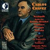 Chavez: Xochipilli; Suite for Double Quartet; Tambuco; Energia; Toccata