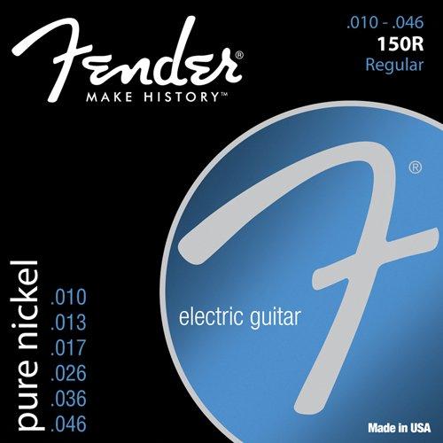 Fender Accessories 073-0150-406 Pure Nickel Electric