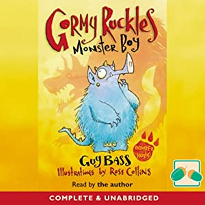 Gormy Ruckles: Monster Boy & Monster Mischief | [Guy Bass]