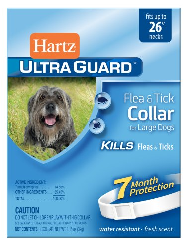 Hartz UltraGuard Collar For Large Dogs