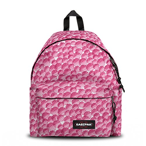 Eastpak Authentic Padded Pak'R - Zaino Tipo Casual, Multicolore (Doodle Dot)