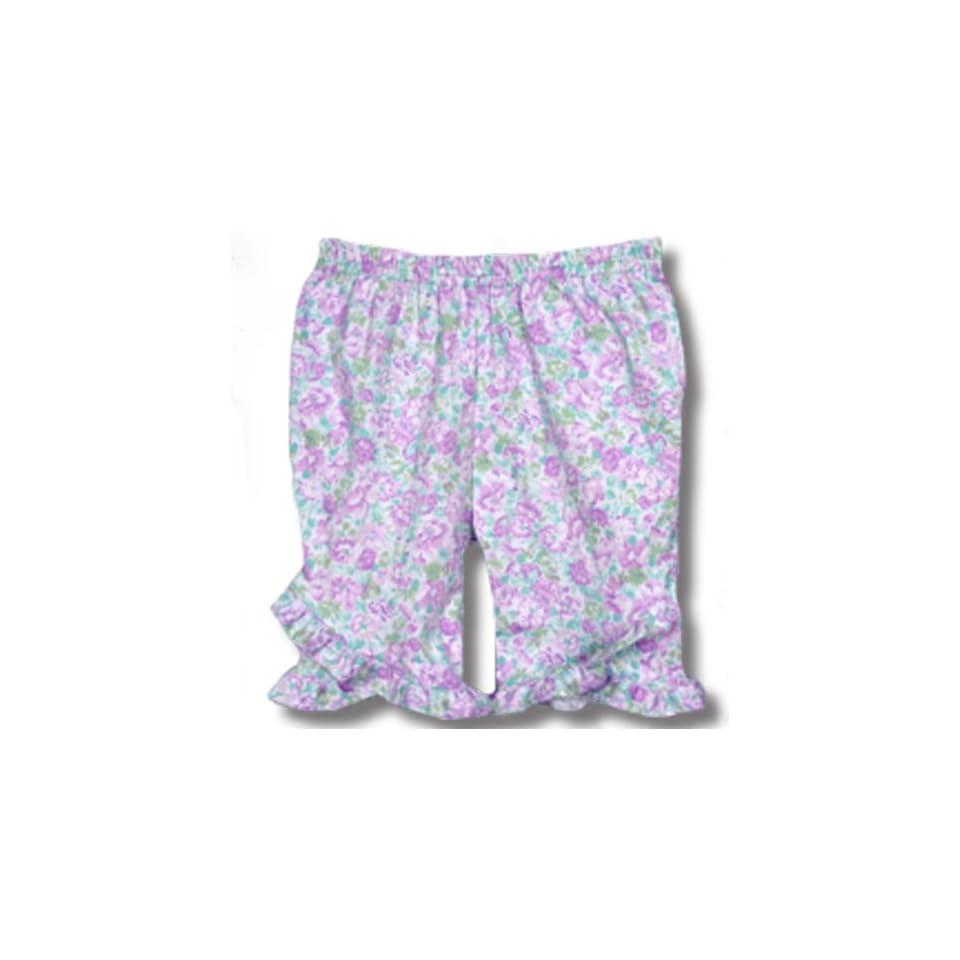 Baby Girls Floral Print Pants (18)