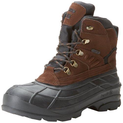 Kamik Fargo Boot - Men's Dark Brown, 9.0