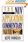 Ephesians (The NIV Application Commen...