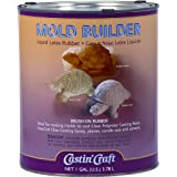 Environmental Technology 128-Ounce Casting' Craft Mold Builder, Natural Latex Rubber (Color: White)