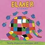 Elmer the Patchwork Elephant family o...