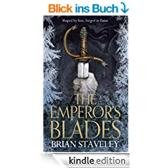 The Emperor's Blades: Chronicle of the Unhewn Throne: Book One (English Edition)