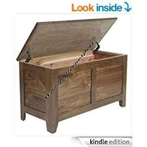 Build Your Own Cedar Storage Chest Diy Plans Hope Blanket