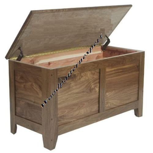Build Your Own Cedar Storage Chest DIY PLANS HOPE BLANKET TOY BOX ...