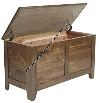 Build Your Own Cedar Storage Chest Diy Plans