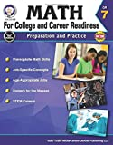 img - for Math for College and Career Readiness, Grade 7: Preparation and Practice book / textbook / text book