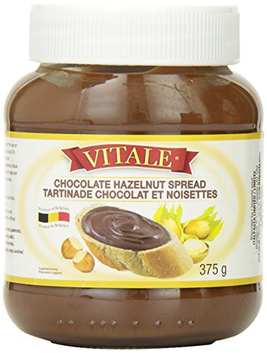 Vitale Chocolate Hazelnut Spread, 375gm