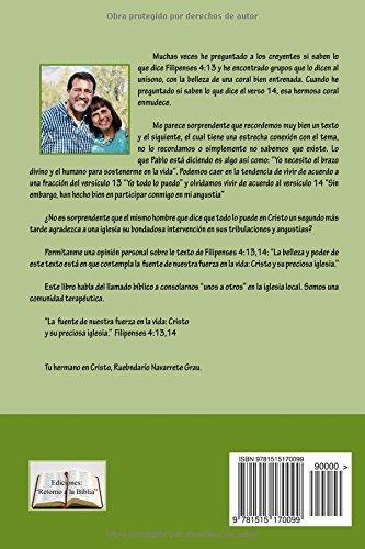 La iglesia como una comunidad terapeutica: Principios biblicos y practicos para la  consejeria comunitaria en la iglesia local: Volume 1 (Iglesia y Vida)