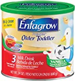 Enfagrow Premium Older Toddler Vanilla 24-Ounce Powder Formula