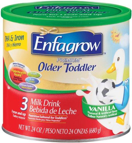 Enfagrow Premium Older Toddler Vanilla 24-Ounce Powder Formula