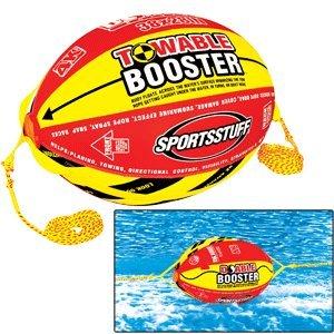 Image of SportsStuff Doable 4k Booster Ball w/Custom Tow Rope (B005OSQCAU)