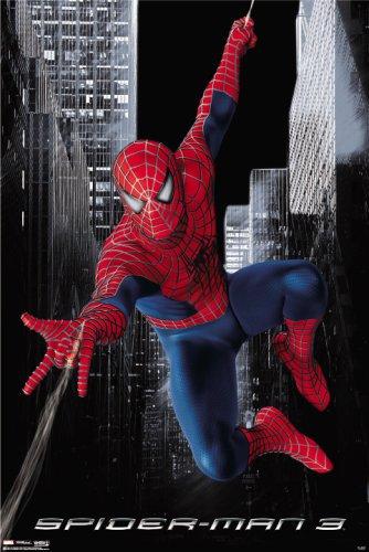 スパイダーマン3ポスター