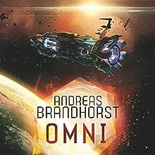 Omni Hörbuch von Andreas Brandhorst Gesprochen von: Richard Barenberg