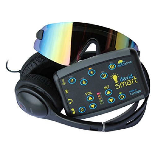 Mind Alive David SMART Light Therapy Sound Machine