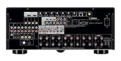 Yamaha RX-A3060BL 11.2 Channel Network AV Receiver by Yamaha Electronics