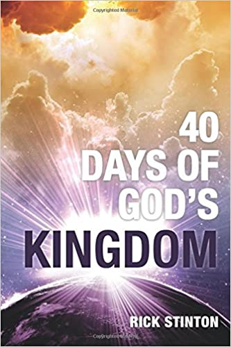40 Days of God's Kingdom @ Amazon