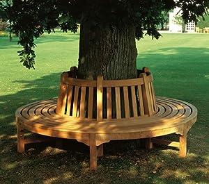 Panchine circolari panchina circolare panchina per esterni for Panchine da giardino amazon
