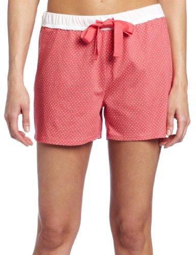 Nautica Sleepwear Women's Knit Dot Short