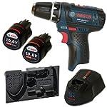 Bosch GSR 10,8-2-LI Professional Akku...
