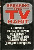 Breaking the TV Habit (0684177889) by Anderson, Joan