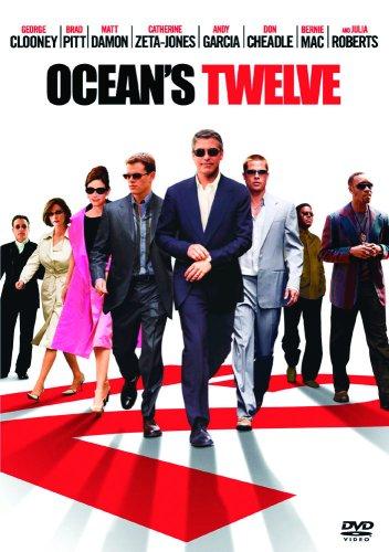 Ocean S Twelve [04/E,J/Dd5.1/S [Alemania] [DVD]
