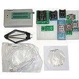 TL866CS USB Universal Programmer EEPROM FLASH 9 Adapters Extractor for 13000 Ics