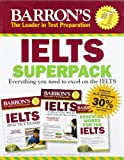Barrons IELTS (Books & CDs) 2nd Edition