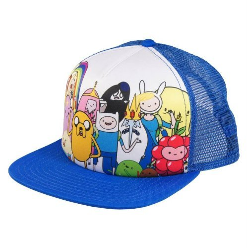 Adventure Time Characters Trucker Hat