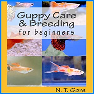 Guppy Care & Breeding for Beginners Audiobook