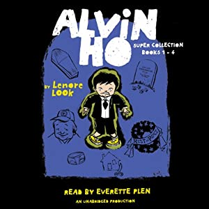 The Alvin Ho Super Collection: Books 1-4 | [Lenore Look]