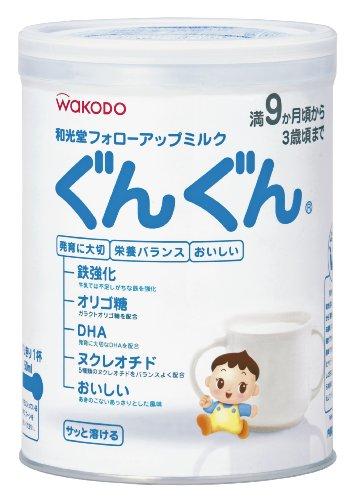 Follow Up Milk GUNGUN 850g transitional formula with balanced nutrition