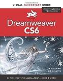 Dreamweaver CS6: Visual QuickStart Guide (0321822528) by Negrino, Tom