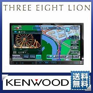 [ケンウッド/KENWOOD]  4チューナー&4ダイバシティ方式地上デジタルTVチューナー内蔵 DVD/USB/SD AV ナビゲーションシステム  【品番】 MDV-L500