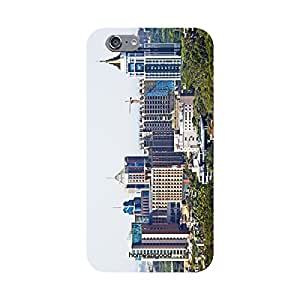 HomeSoGood UB City Banglore Multicolor 3D Mobile Case For iPhone 6 (Back Cover)