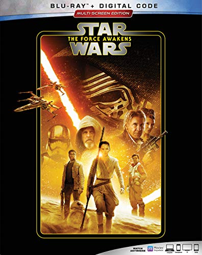 Blu-ray : Star Wars: The Force Awakens