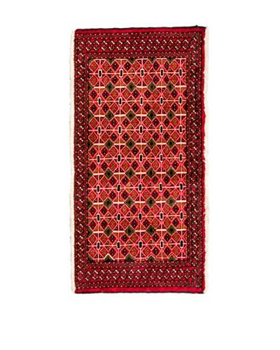 RugSense Alfombra Persian Kelat Rojo/Multicolor 100 x 46 cm