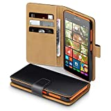 Microsoft Lumia 535 Case, Terrapin Handy Leder Brieftasche