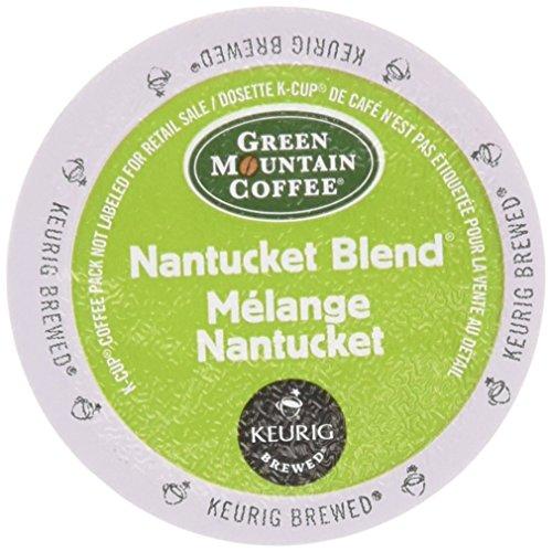 Green Mountain - Keurig - Nantucket Blend - K-Cup - Box of 24 KCups