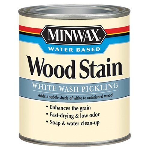 Minwax 61860 1 Quart White Wash Pickling Stain, Model: 61860, Outdoor & Hardware Store (Minwax White Wash Pickling Stain compare prices)