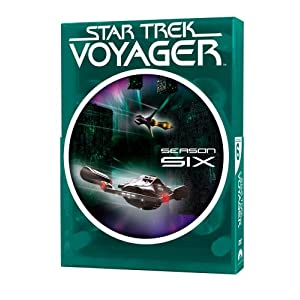Star trek dvd, Star Trek Voyager