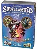 Asmodee - SW05 - Jeu de Stratégie - Ext - Smallworld - Même Pas Peur