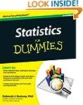 Statistics For Dummies, 2E